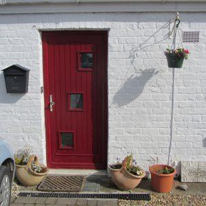 London Palladio Door Style