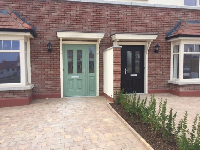 Palermo Door, Palladio Door, Composite Door, Entrance Door, Front Door