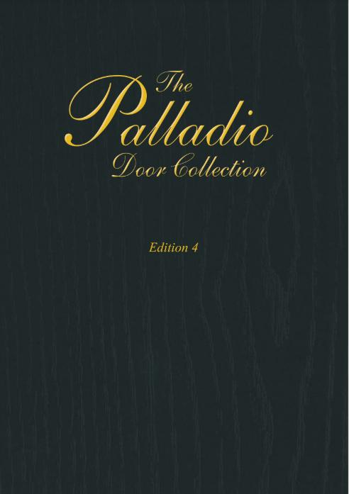 Palladion Door Collection Brochure